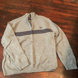 Men Swater Chaps Small